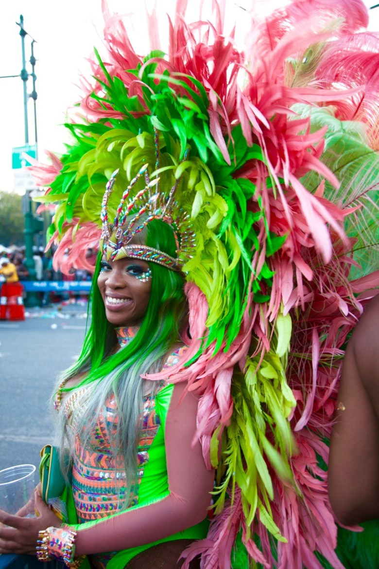 West Indian Day Parade, Brooklyn, Labor Day Parade, 2017, 50th Anniversary, Caribbean culture, Eastern Parkway, Crown Heights, BK Reader, Dante Bowen
