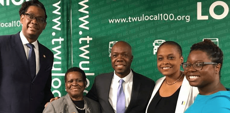 Henry Butler, BK Reader, City Council, 41st District, Community Board 3, TWU 100 Local, Election 2017