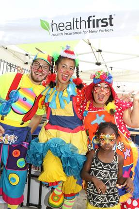 paint party, community beautification, health, free medical screenings, giveaways, massage therapists, fresh fruit market, healthy cooking demonstrations, fitness workshops wellness, community health, health expo, wellness expo, BK Reader, Congresswoman Yvette D. Clarke, Healthfirst, Brownsville,