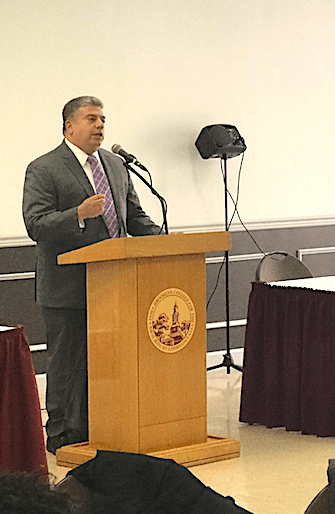 Campus sexual assault, Brooklyn district attorney, Eric Gonzalez, Brooklyn Sexual Assault Task Force, Bea Hanson, U.S. Department of Justice Office on Violence Against Women , NYC Domestic Violence Task Force, Brooklyn College, BK Reader