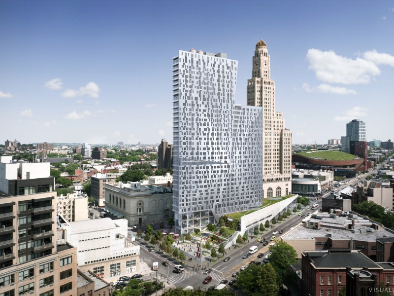 New York developers, architects, urban planners, construction managers, lenders and investors.