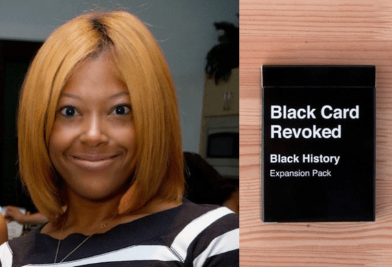 Black Card Revoked, Latesha Williams, BK Reader, Cards for All People, card game, BET, Black Card Revoked TV show, Conversations in the Gallery, Richard Beavers Gallery