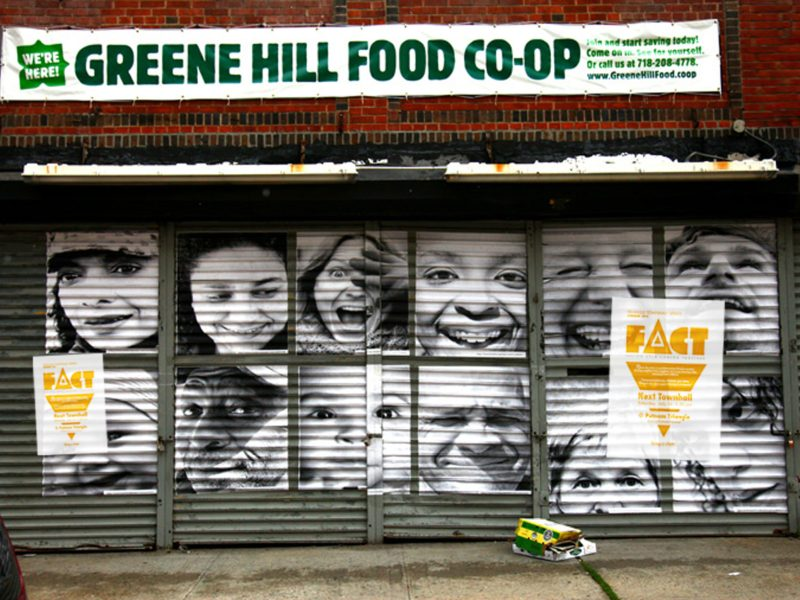 The Greene Hill Co-Op just signed a new lease on life!