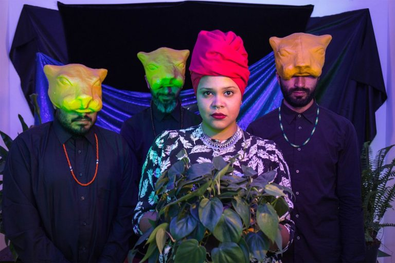 Combo Chinbita will be performing at Brooklyn Museum's Target First Saturdays.