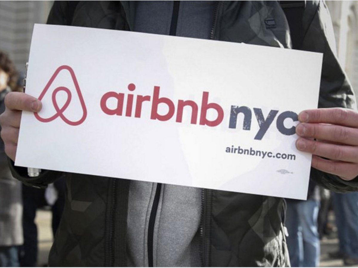 Airbnb and Stringer are sparring over facts, numbers