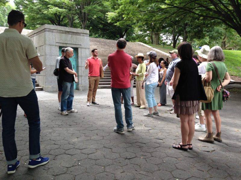 Free Walking Tours in Fort Greene and Wallabout