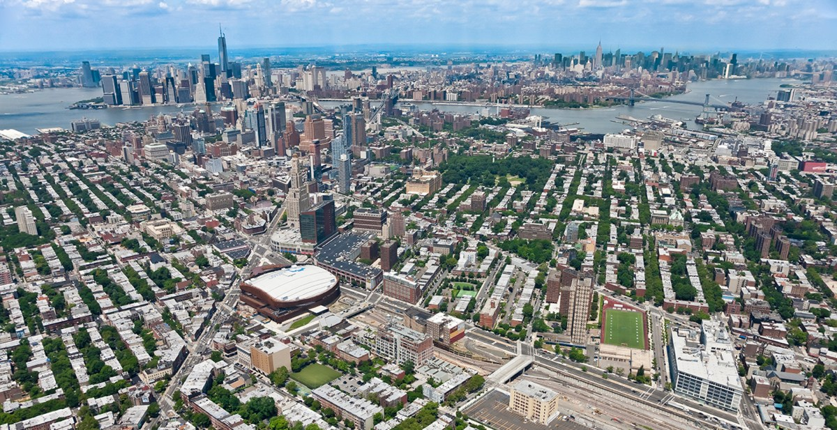 The Brooklyn Tech Triangle is steadily growing.