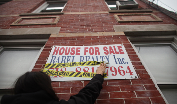 BP Adams is hosting a free mortgage assistance program to combat spike in foreclosures.