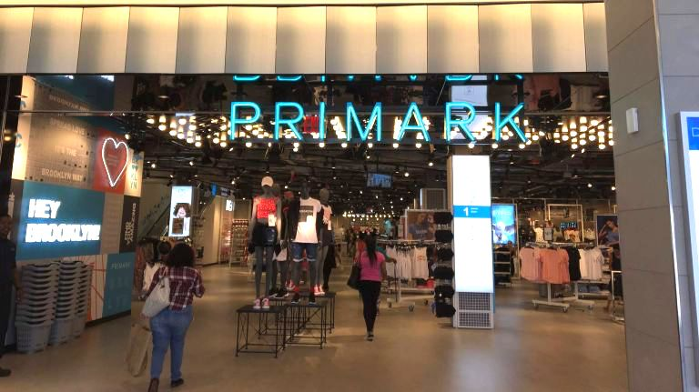 Primark opened its second NYC location at Kings Plaza Mall.