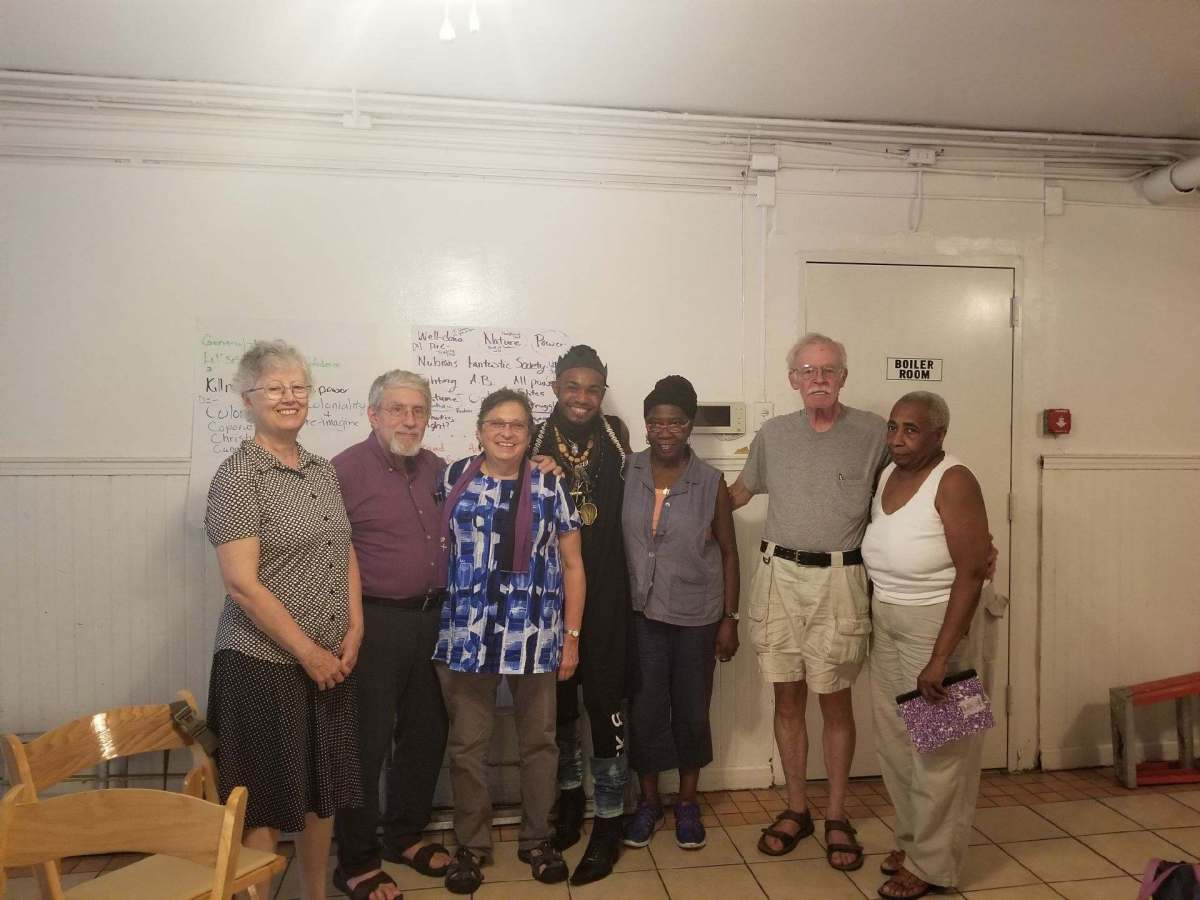 Brooklyn Society for Ethical Culture, Lucy's Children, racial justice, meetup group, Rita Wilson