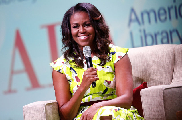 """Former First Lady Michelle Obama is coming to Brooklyn with her memoir """"Becoming."""""""