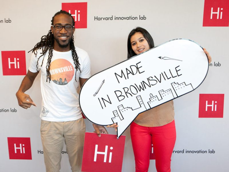 Made in Brownsville is launching the Labs in Brownsville.
