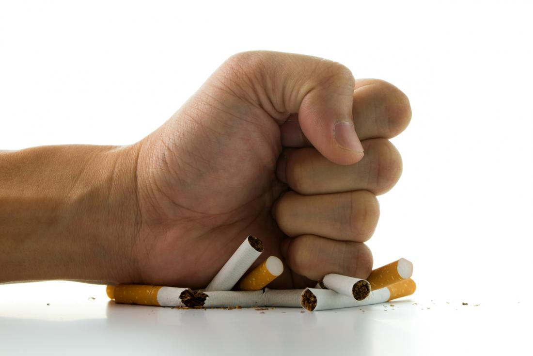 The health department has launched a new campaign encouraging men to stop smoking.