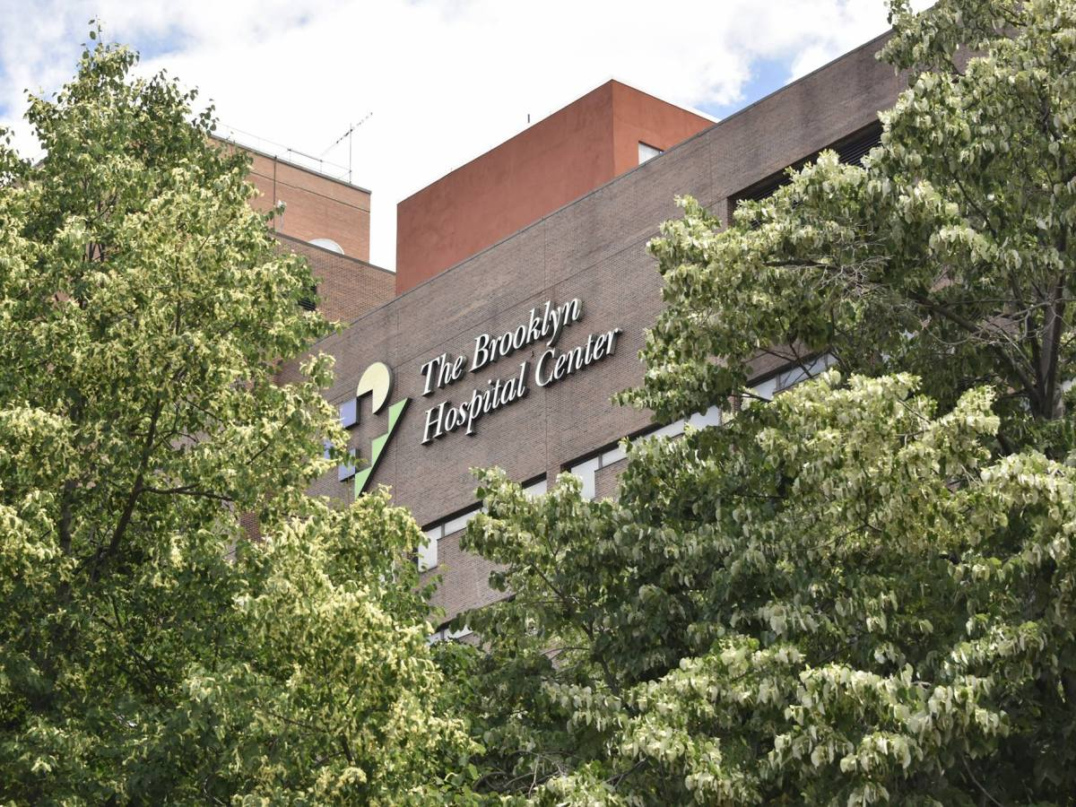 The Brooklyn Hospital Center broke ground on a $25 million overhaul of its emergency department.