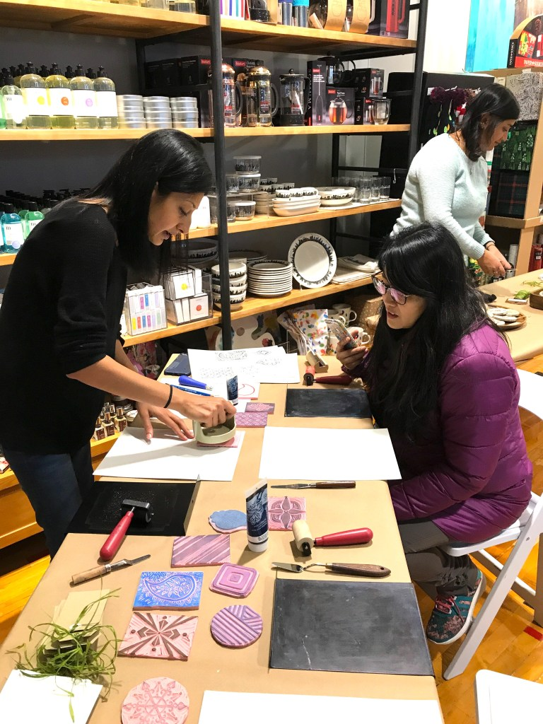 Blick Art Materials celebrated the grand opening of its newest location on 41 Flatbush Avenue near BAM and the Atlantic Terminal.