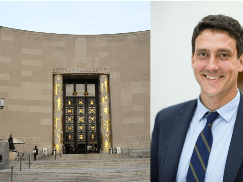 Brooklyn Public Library appoints new chief librarian.