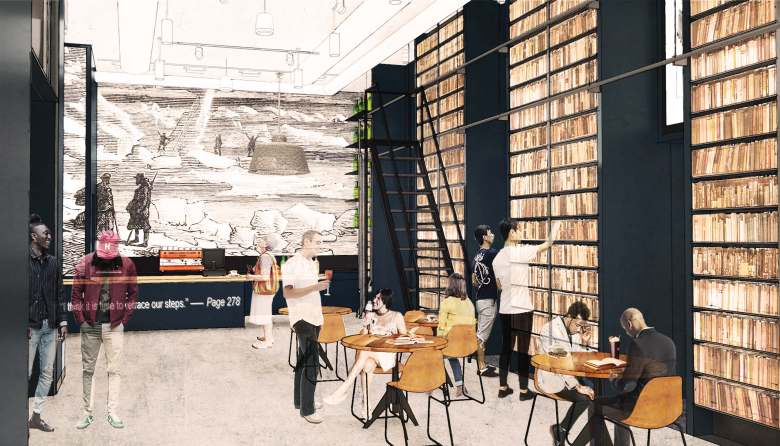 The new center will occupy a sprawling 17,500-square-foot facility in the heart of Downtown Brooklyn's cultural hub.