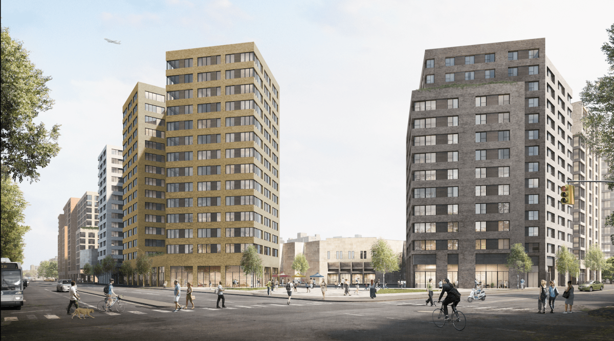 The Christian Cultural Center will build a mixed-income development with 2,100 affordable units, community facilities and services, as well as retail space.