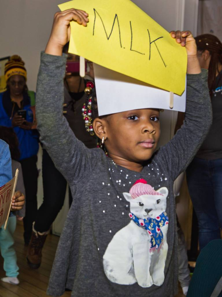 The museum's annual 'I Have a Dream' Celebration boasts a day full of family-friendly programming to honor Dr. Martin Luther King Jr.'s legacy.