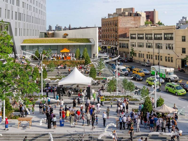 The plan will include long-term improvements to Downtown Brooklyn's public spaces as the neighborhood experiences unprecedented growth