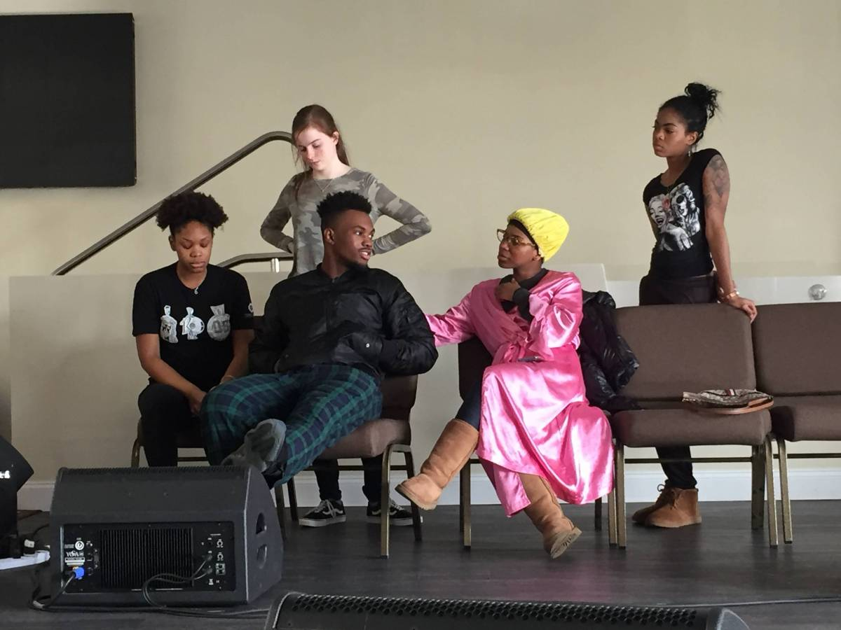 Foster Care Unplugged the Stage Play