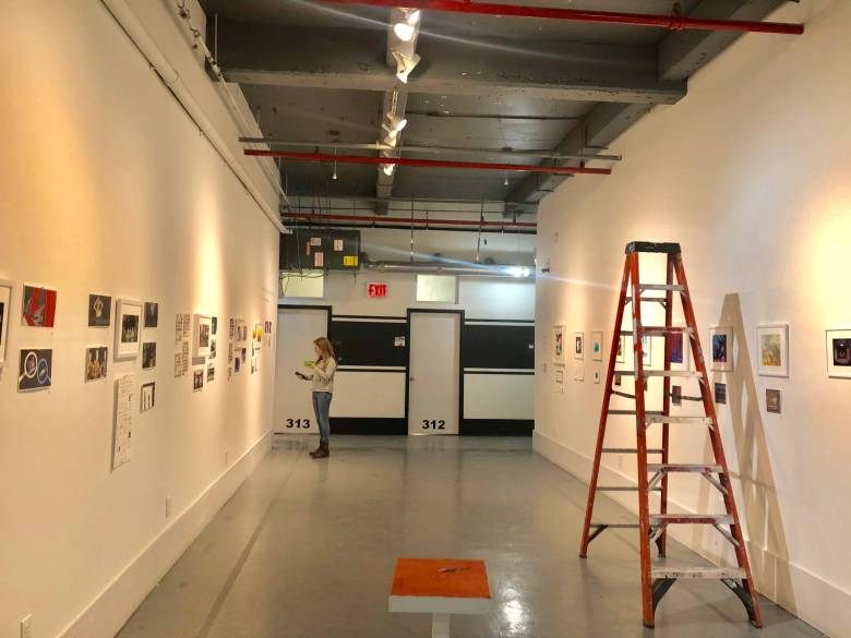 b[x] spaces, with three locations across Bushwick, provides artists with high-quality and affordable work spaces.