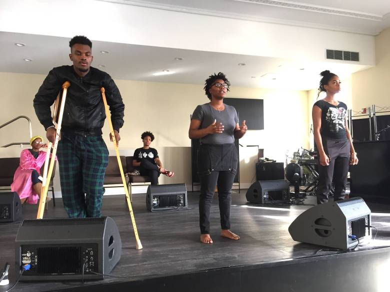 Foster Care Unplugged, foster kids, stage play, Melody Centano, Princess Bey