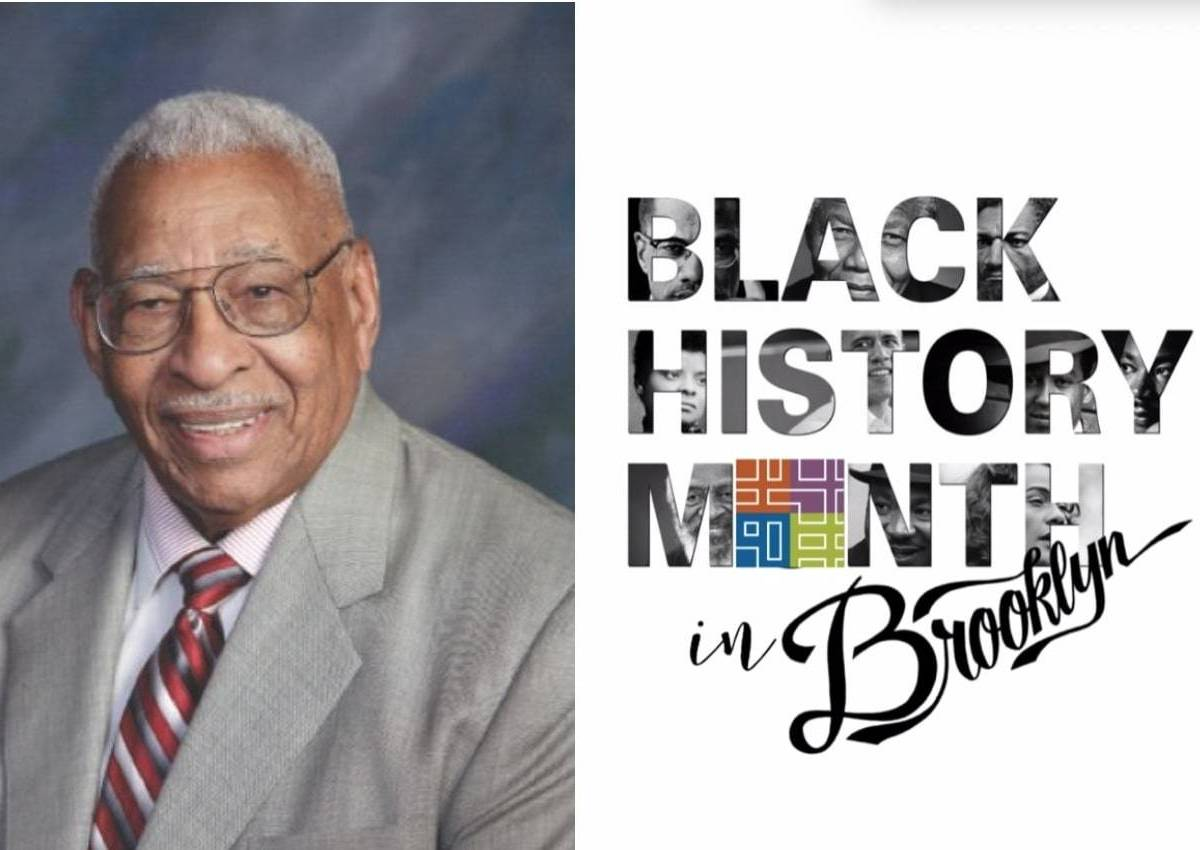Thompson made history when he became the first African-American state senator to represent Brooklyn in 1965.