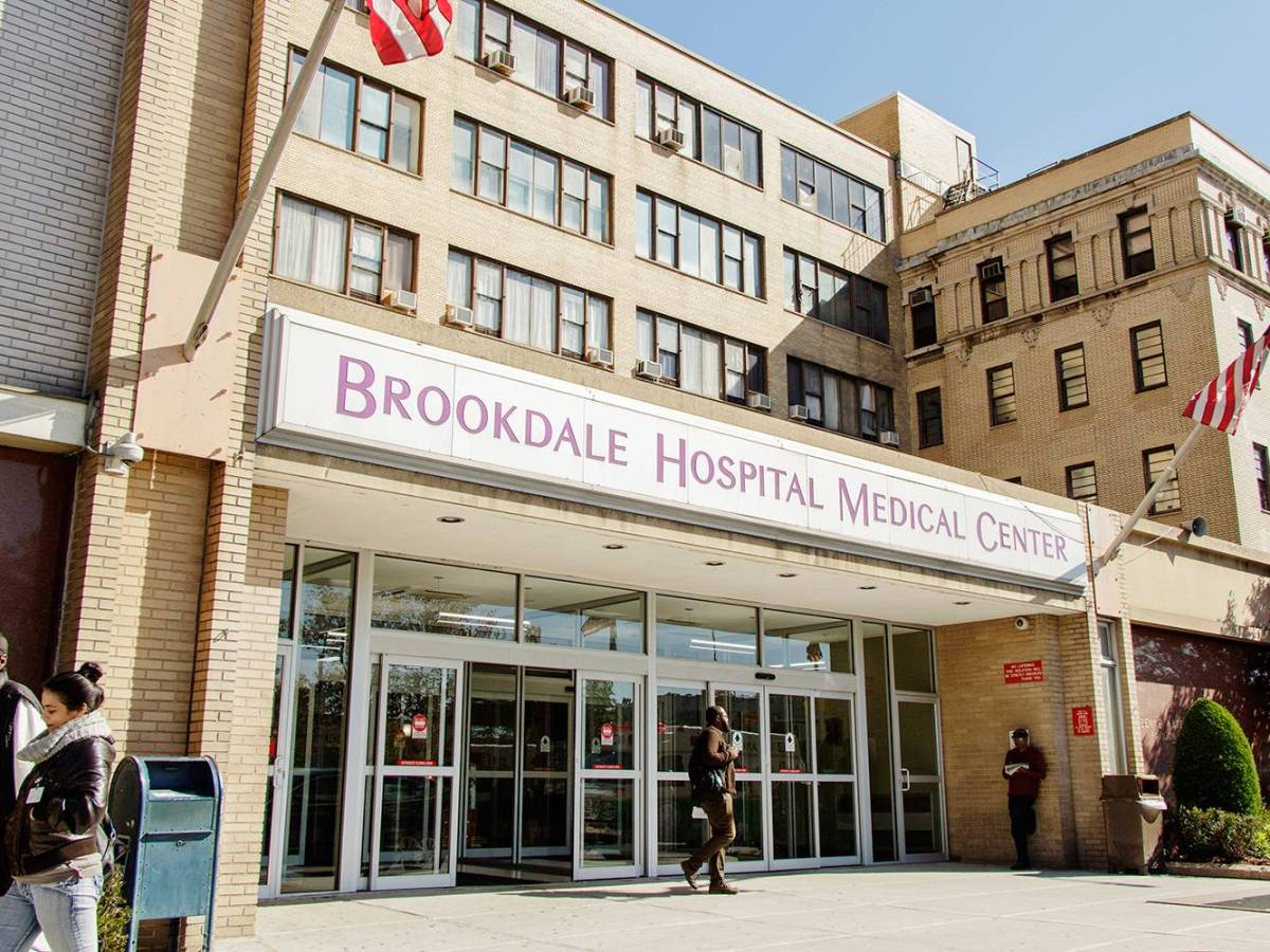 Brookdale Hospital was among the Brooklyn Hospitals to participate in a city-wide emergency evacuation drill.