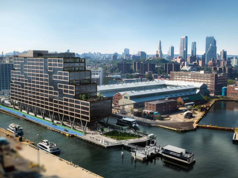 Anew reportby the Center for an Urban Future finds that Brooklyn has emerged as one of the nation's leaders in the innovation economy.