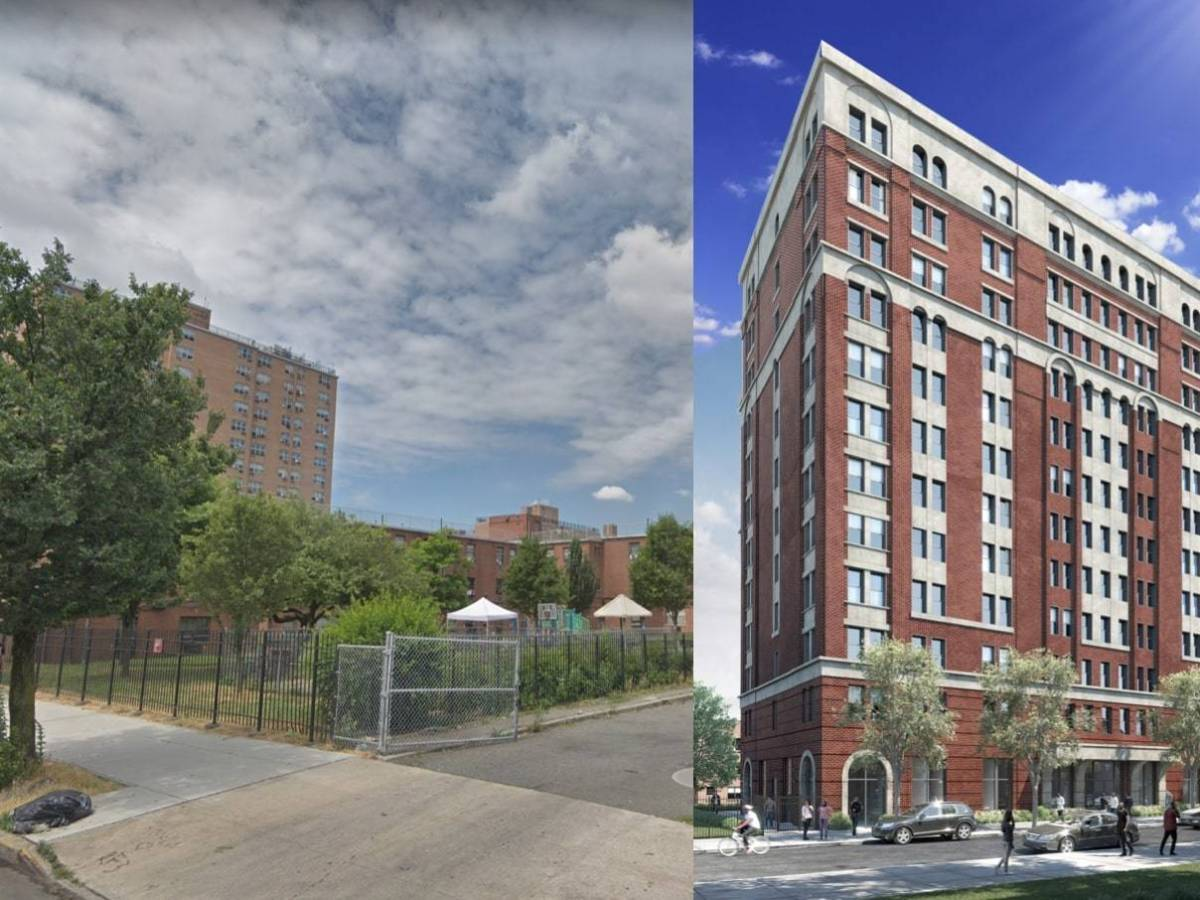The New York City Department of Housing Preservation and Development and NYCHA are partnering with Blue Sea Development and Gilbane Development to create 154 affordable units for senior citizens in Bushwick.