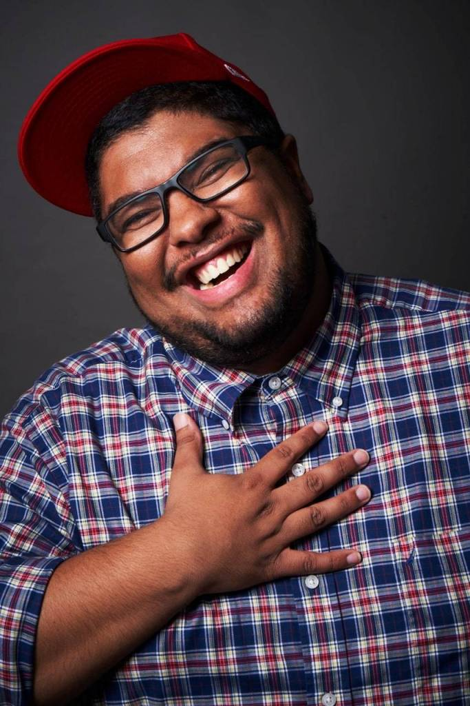 """Comedian Gastor Almonte is gaining recognition and acclaim with his debut comedy special """"Immigrant Made"""""""