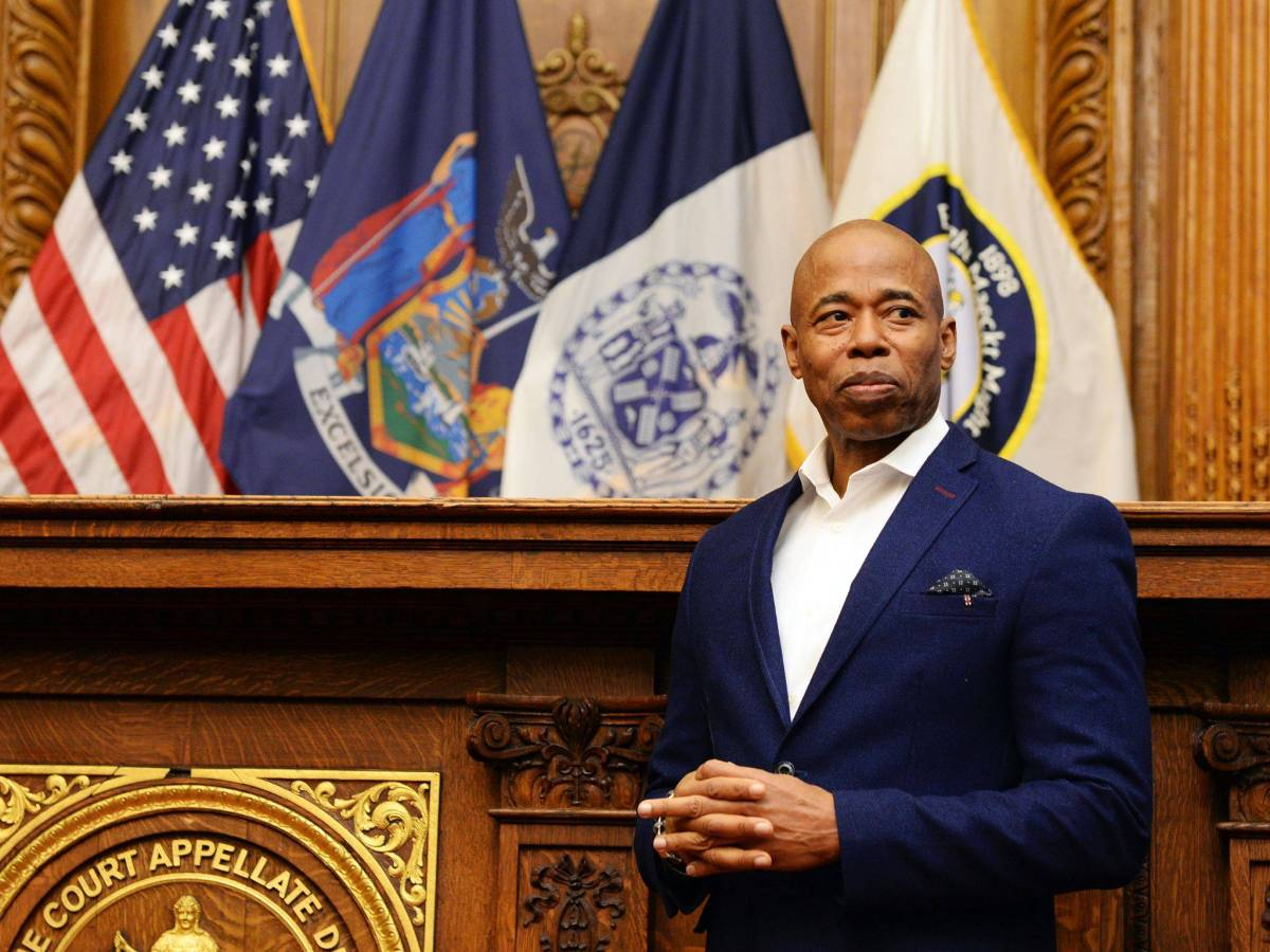 Adams called on the State Legislature to establish a financial education curriculum for New York middle and high school students.
