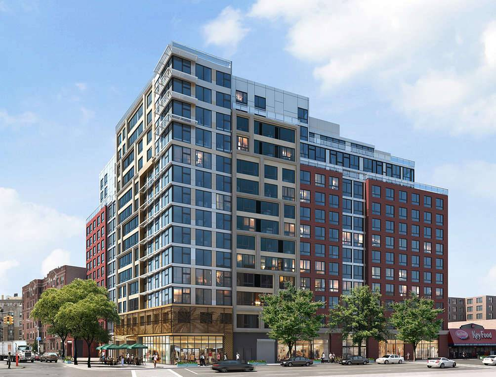 Caton Flats, part of Caton Market's revitalization, will bring 256 affordable units to the area