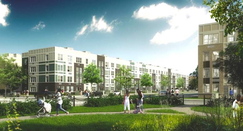 A newly-completed building at the Nehemiah Spring Creek development in East New York has launched a lottery for 143 affordable apartments, reports Patch.