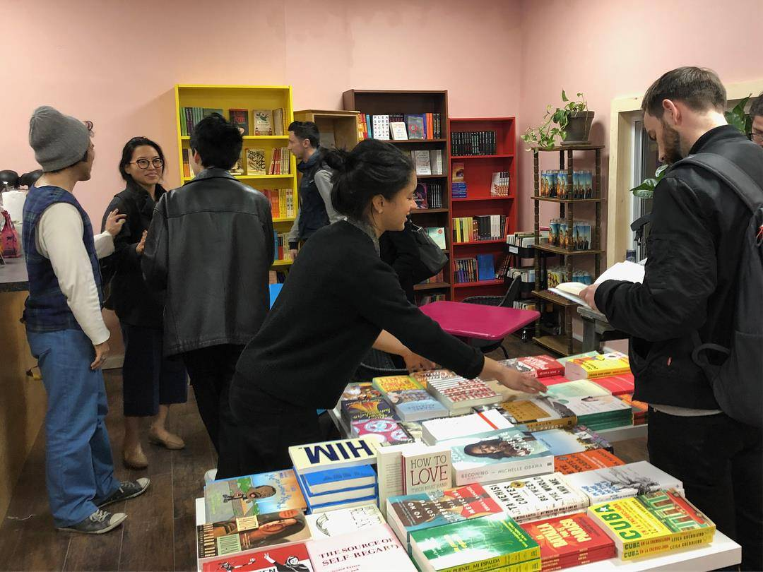 """A new bilingual bookstore in Bushwick is setting out to fight back gentrification by offering a window into """"1,000 different worlds."""""""