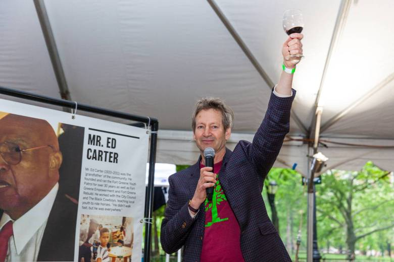 Friends of Fort Greene Park are invited to wine and dine under the stars during the second annual Fort Greene Park Fling on Saturday, June 15.