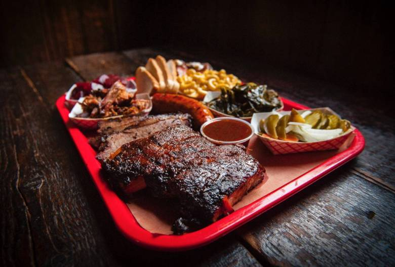 Father's Day BBQ at Mable's Smokehouse