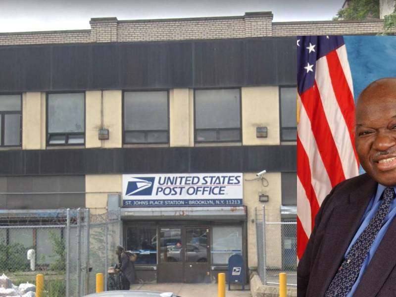 """Rep. Clarke is the channeling the """"fighting spirit"""" of the late Rep. Major Owens to restore her constituents' faith in reliable postal service."""