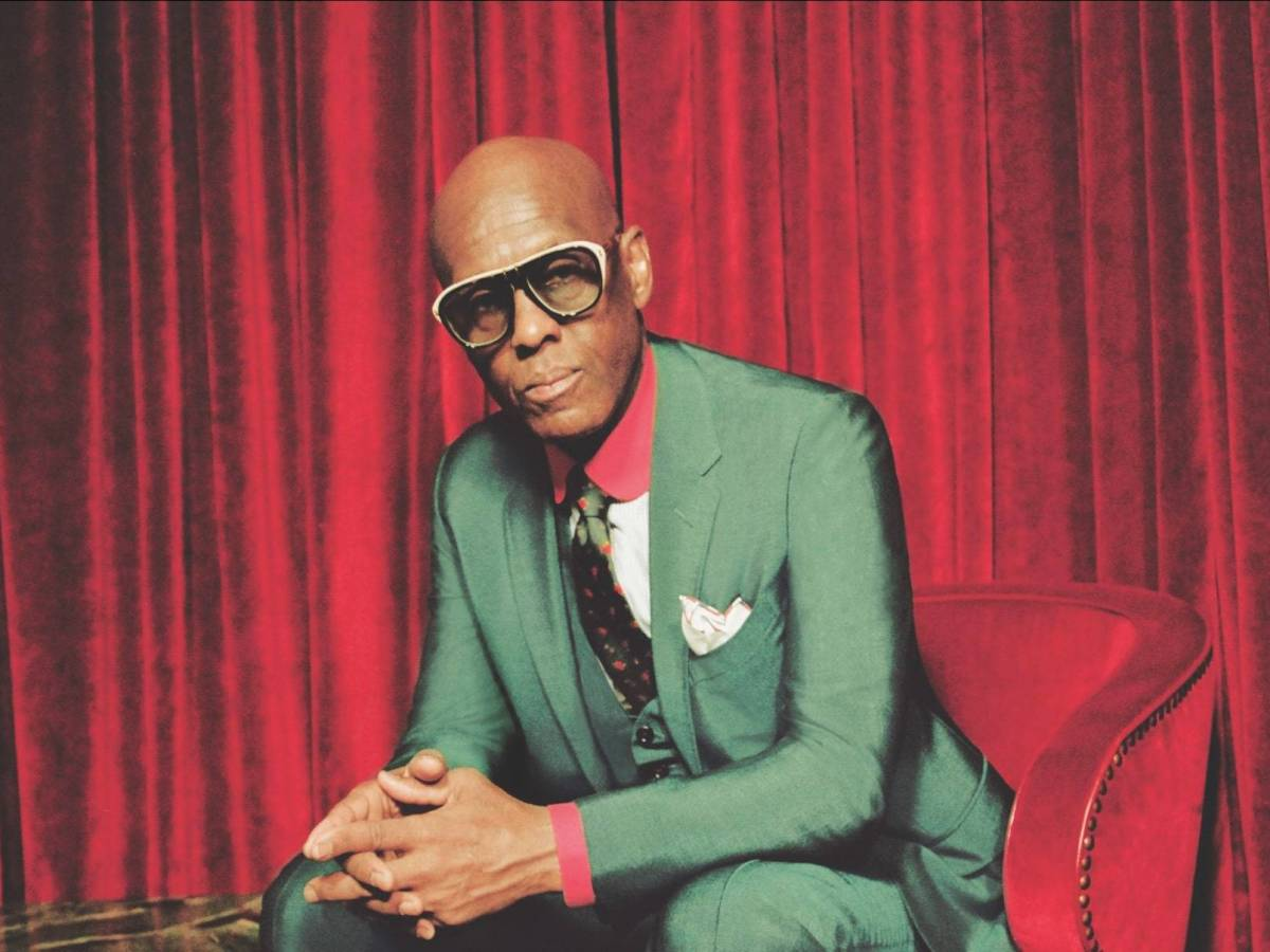 """Iconic fashion designer Dapper Dan will be debuting his memoir""""Dapper Dan: Made in Harlem,"""" on Wednesday, July 10 at the Brooklyn Academy of Music"""