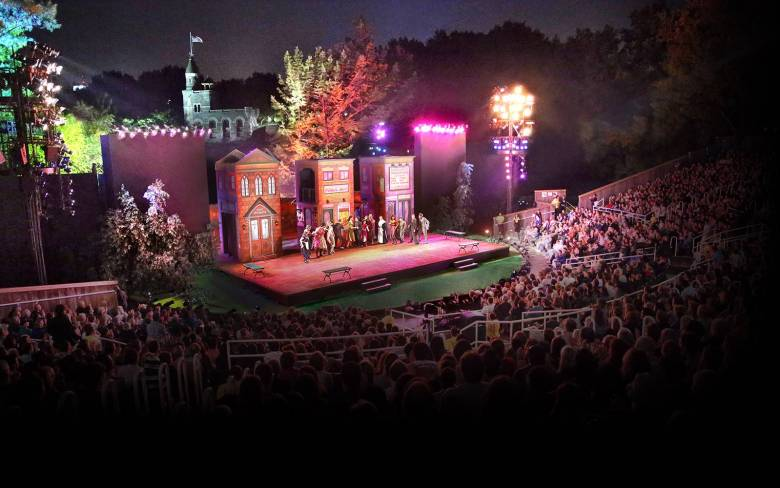The Public Theater is setting up pop-up box offices in the borough to make it easier for Brooklynites to score the free tickets to beloved Central Park production