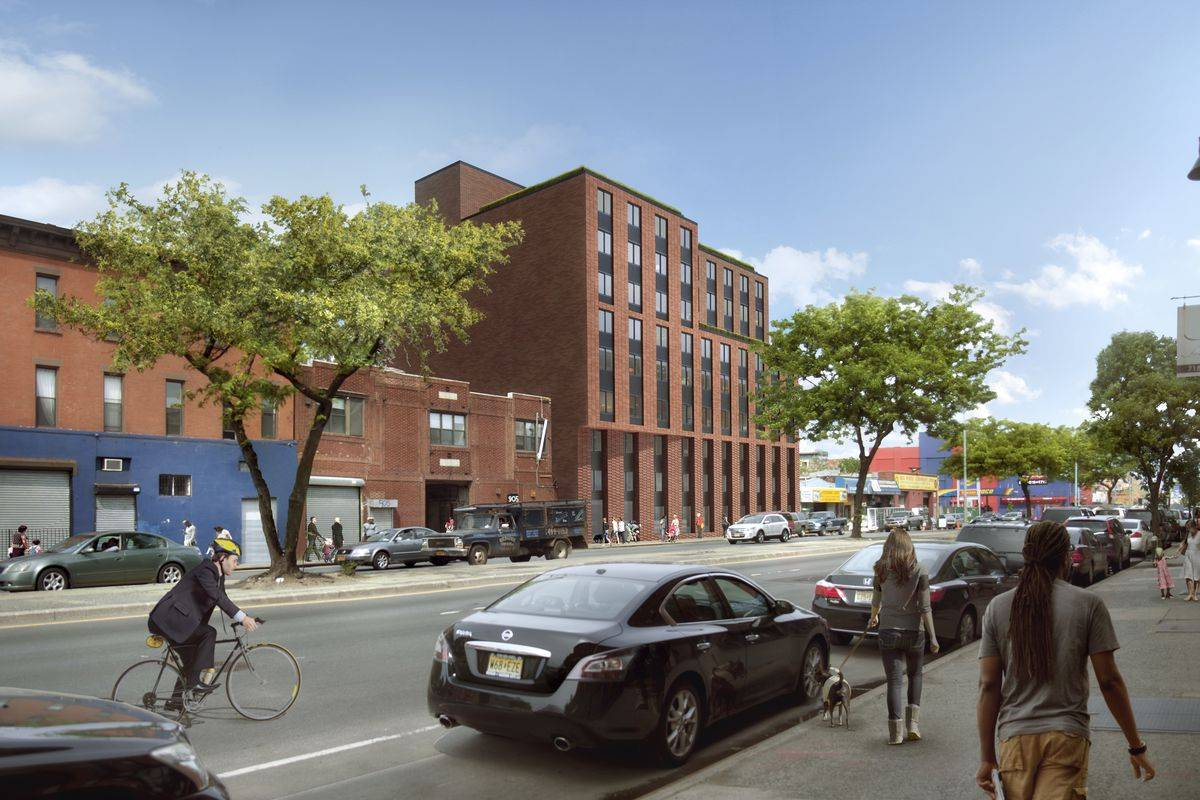Two new buildings in Prospect Heights and Clinton Hill have launched a mixed-income housing lottery for a total of 114 apartments.