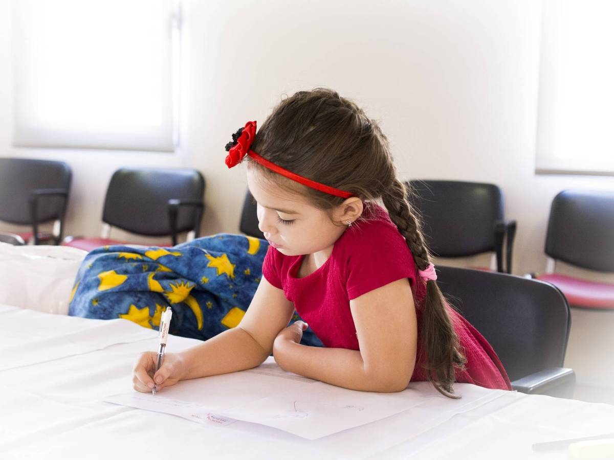 For many children, going back to school and facing new classmates and teachers can be stressful.