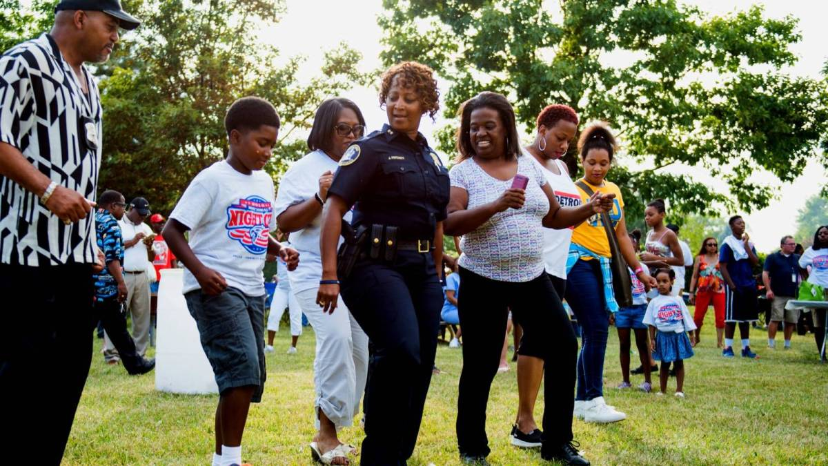Meet your local police officers and neighbors while enjoying free food, games, prizes and music during the Annual National Night Out
