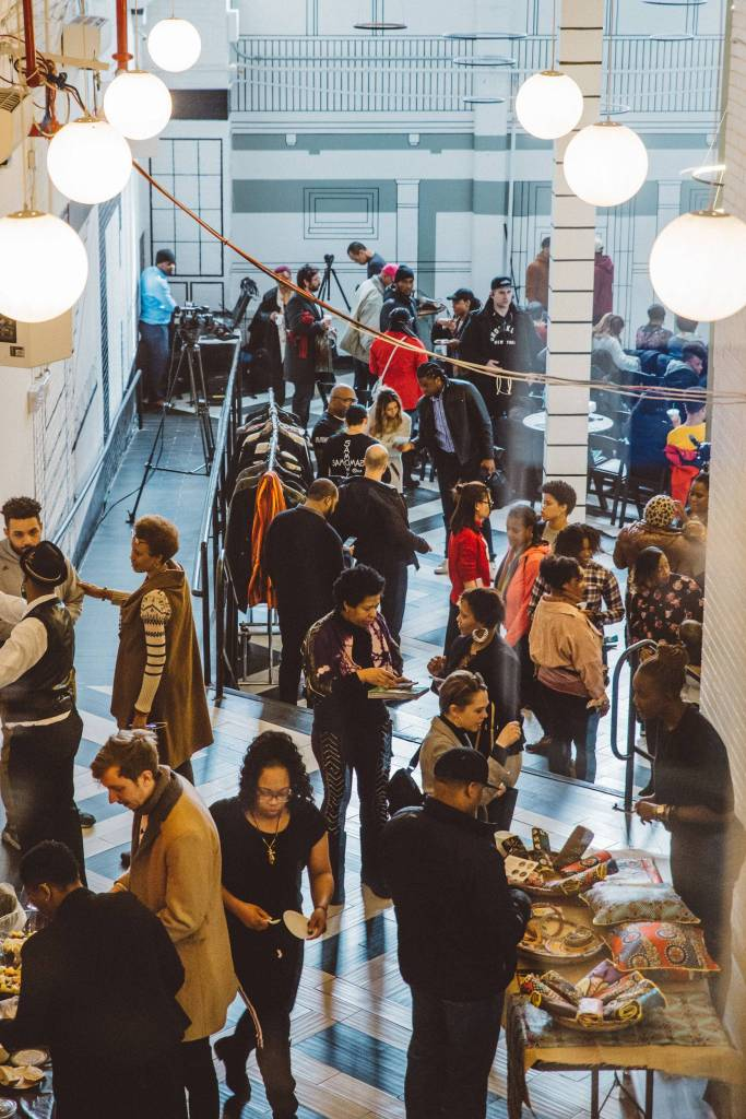 BKLYN Commons, Small Business Saturday, Open Desk, Small Business Popup, Johanne Brierre