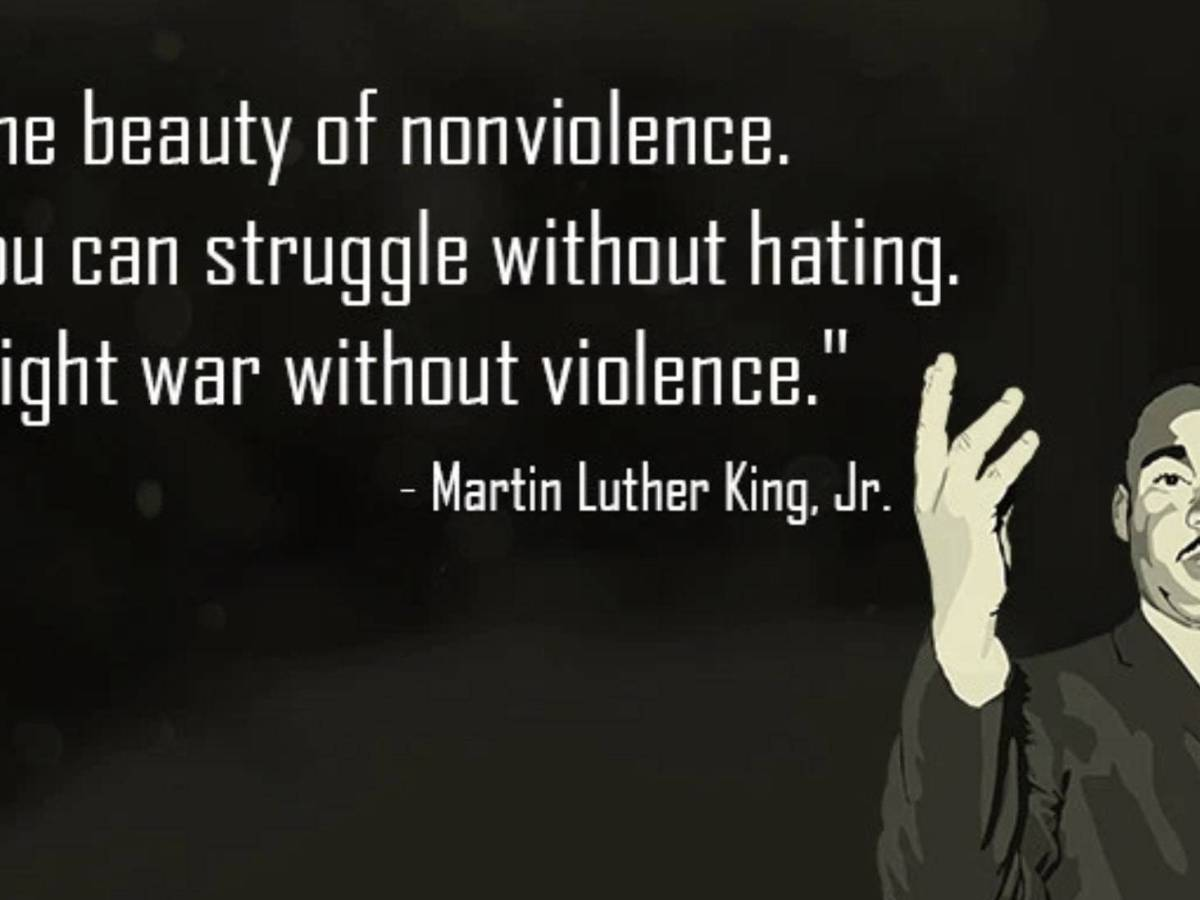 MLK Day, Martin Luther King, hate, love, love hacks