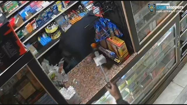 Police search for man in connection to robbery in Brownsville
