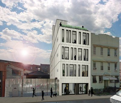 Admares Announces First North American Modular Construction Project in Brooklyn