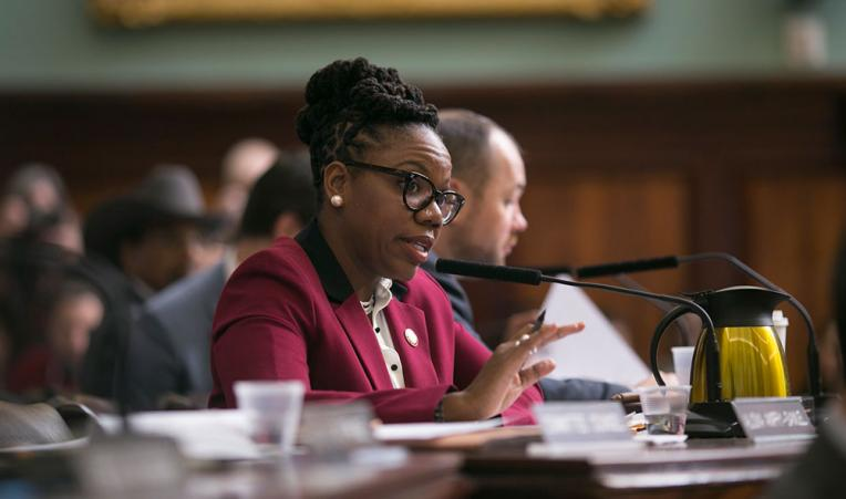 6 New York City Council members want to be speaker