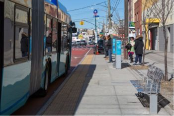 DOT and DDC Complete Select Bus Service Route Safety and Infrastructure Upgrades